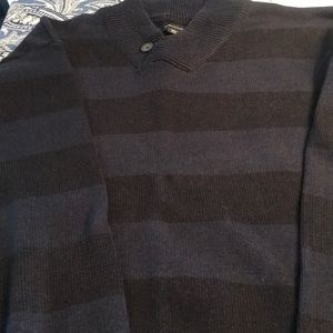 Structure Pullover Men Sweater